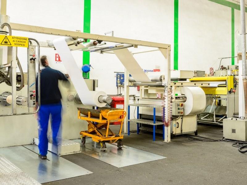 Produzione Laminati Plastici Laminplast