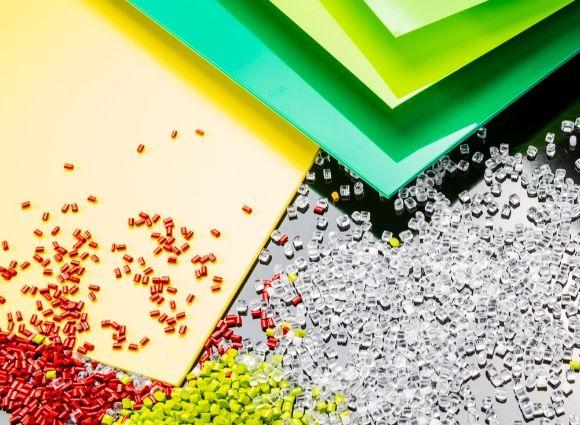 estrusione laminati plastici in lastre e bobine