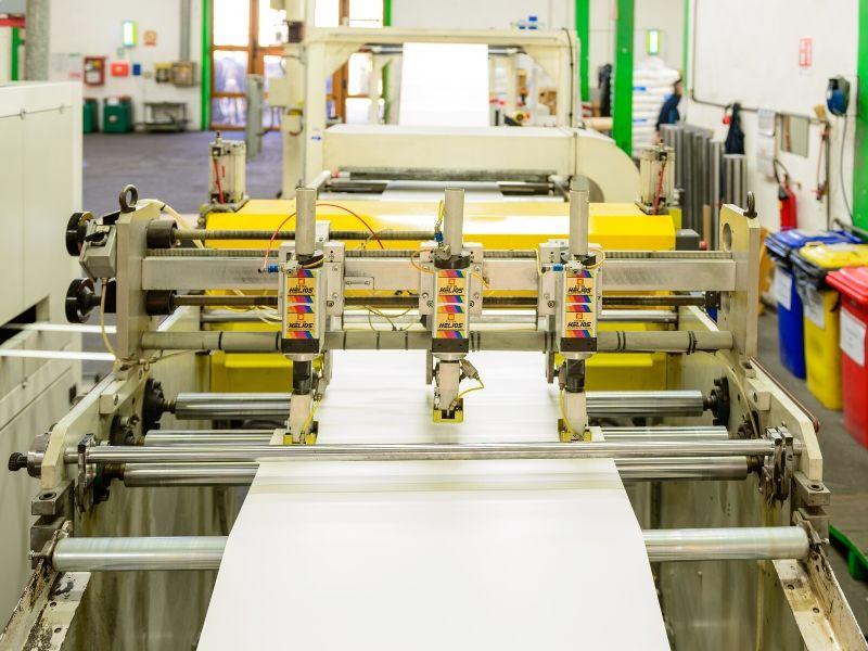 estrusione laminati plastici in lastre e bobine-laminplast